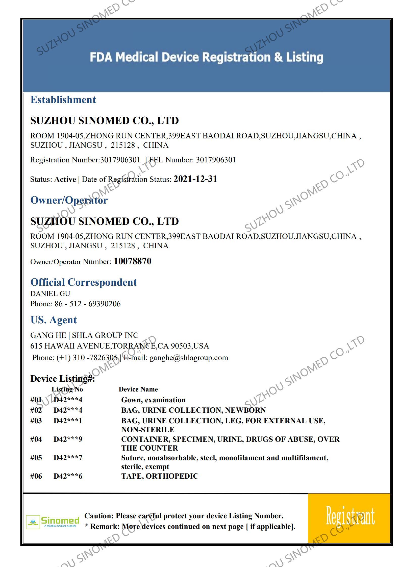 苏州深诺商贸有限公司2020年10月至2021年12月FDA证书-对外版_00