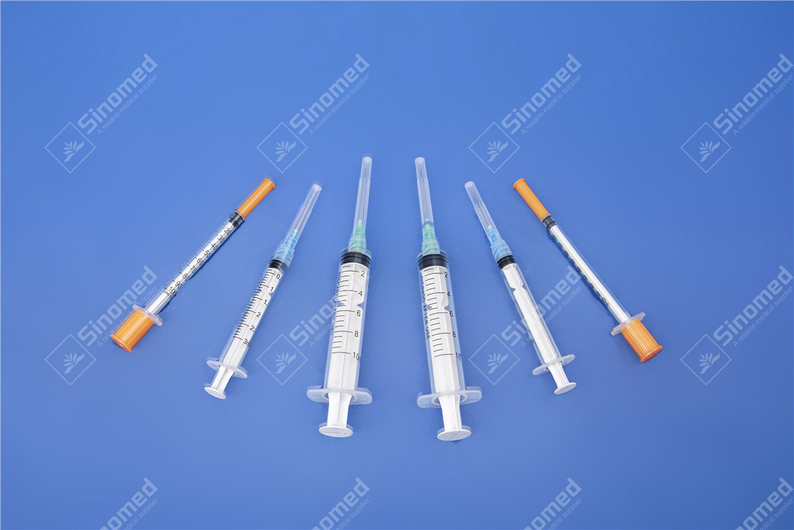 parts of disposable syringe Disposable Syringe Featured Image