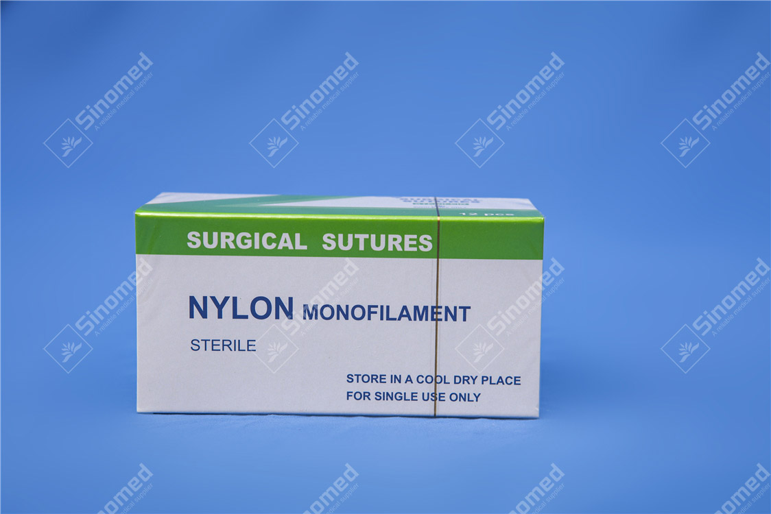 nylon sutures non absorbable Nylon Suture Featured Image