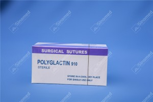 polyglycolic acid suture material Polyglycolic Acid Suture