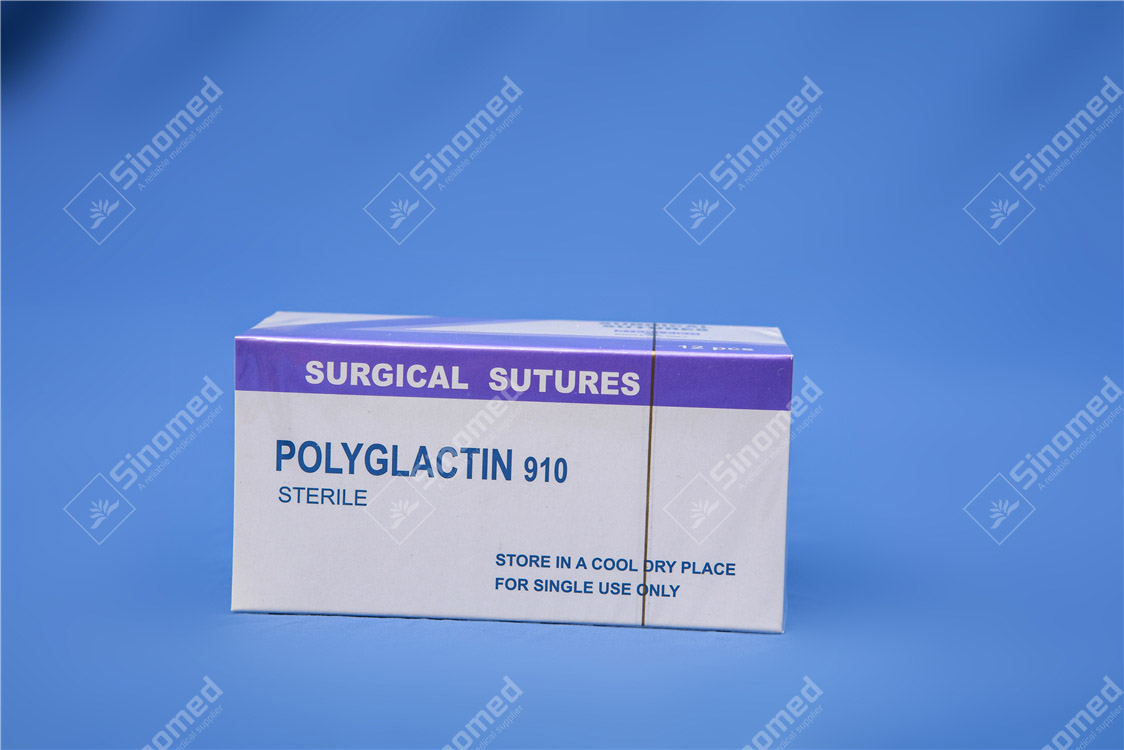 polyglycolic acid suture material Polyglycolic Acid Suture Featured Image