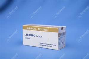 chromic gut suture material Chromic Catgut Suture